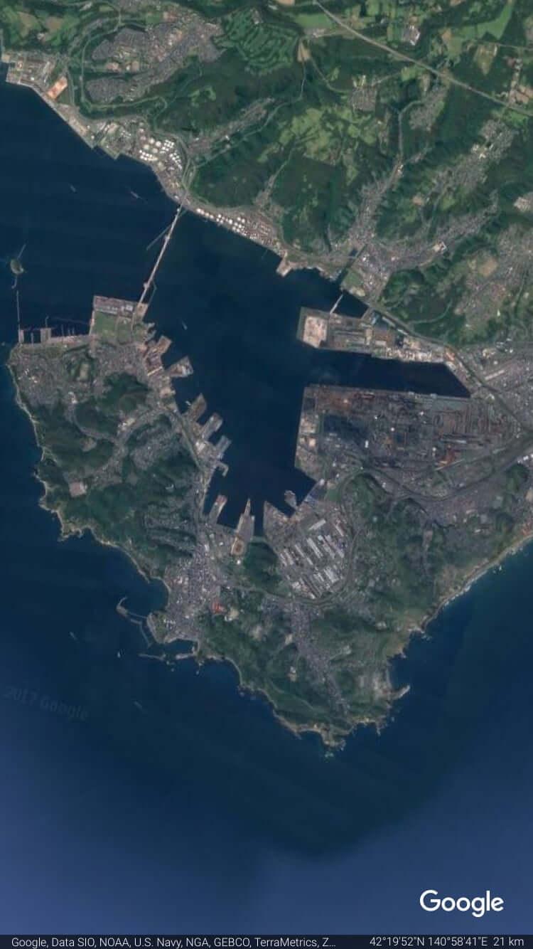 噴火湾の釣り!いつか行きたいあの漁港!