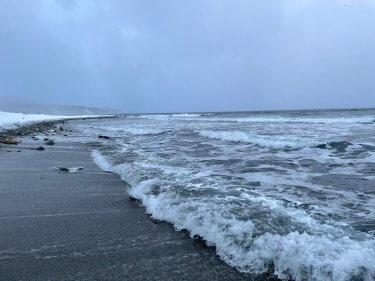 2021年サクラマス初釣行!道南日本海サーフ!